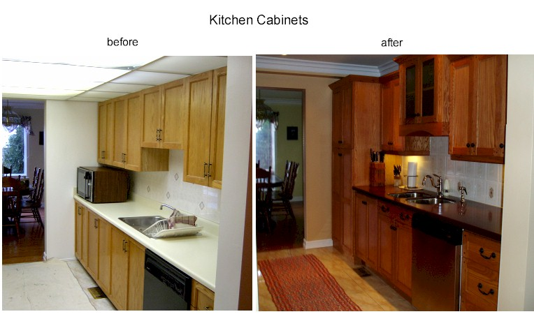 4004 - Kitchen Cabinet Refacing Ottawa